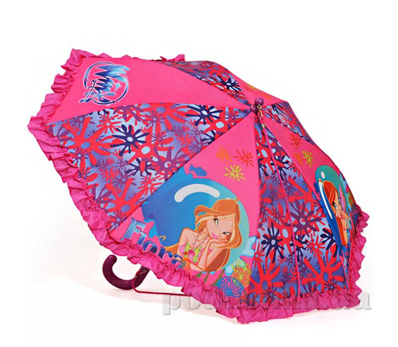 Зонт маленький Winx 62657