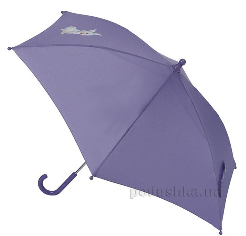 Зонт механический Airton 1552 фиолетовый