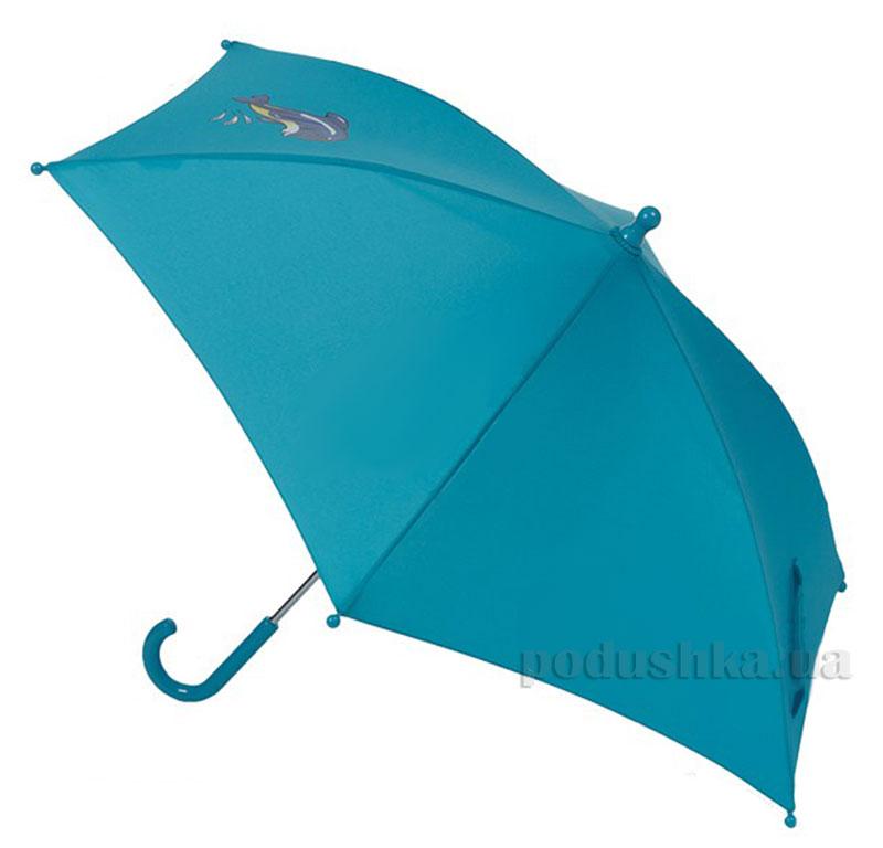 Зонт механический Airton 1552 голубой
