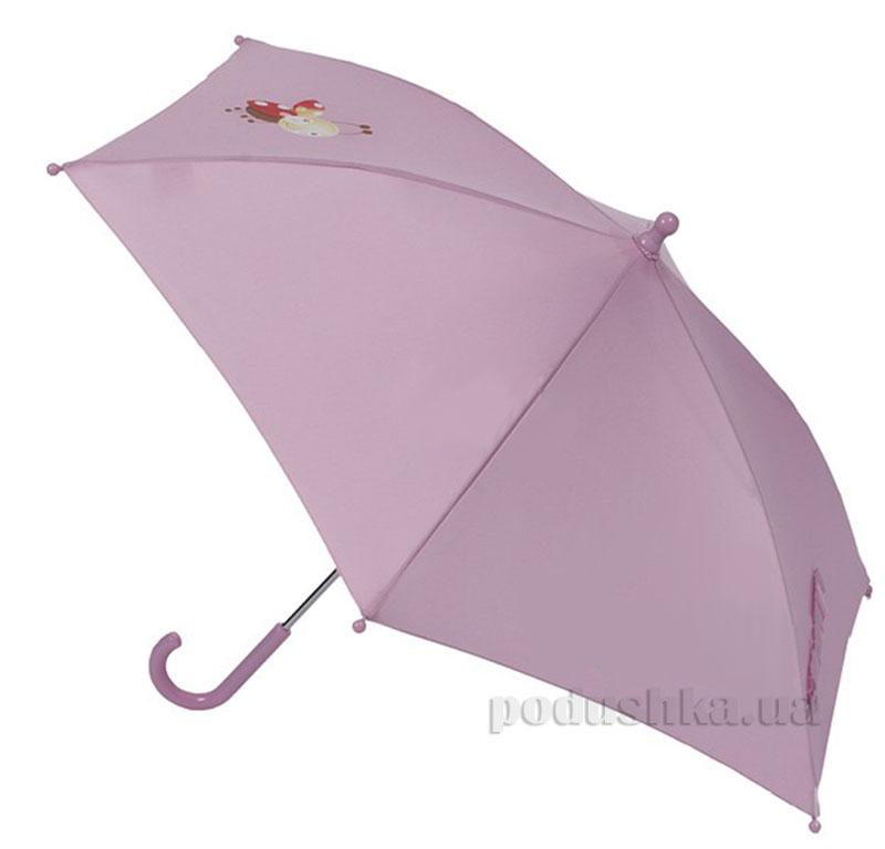 Зонт механический Airton 1552 сиреневый