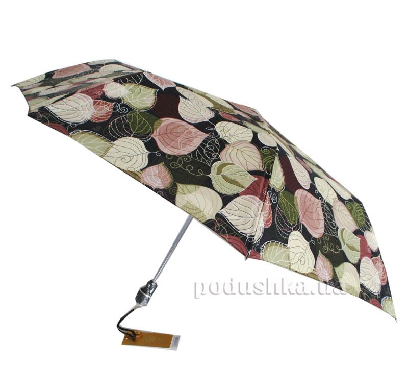 Зонт женский полуавтомат Листья Zest 53627