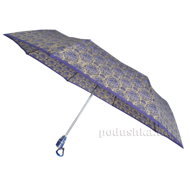 Зонт женский полуавтомат Цветы Zest 53627