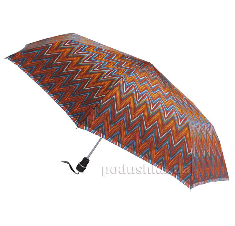 Зонт женский полуавтомат Зигзаг Zest 53627