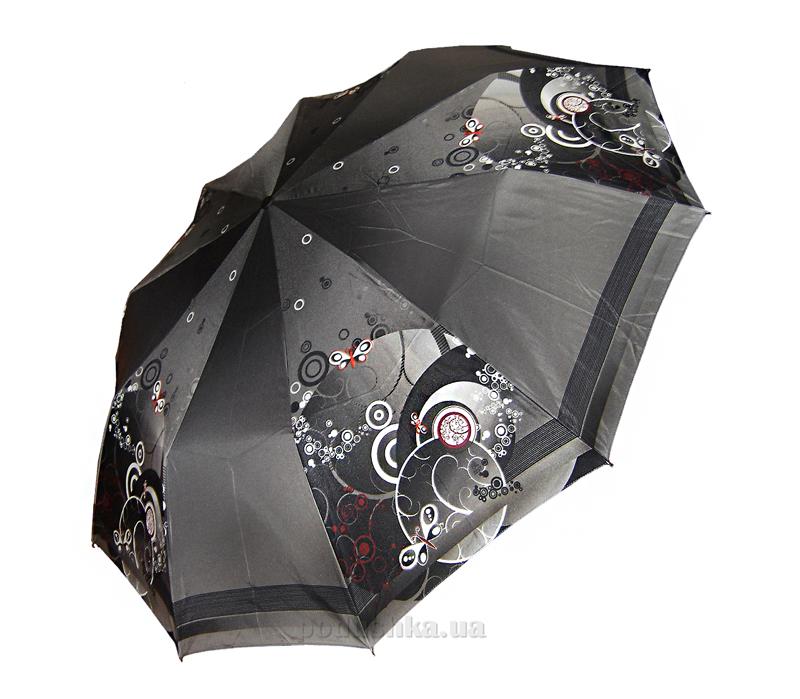 Зонт женский Zest автомат-3 сложения 53626-1032