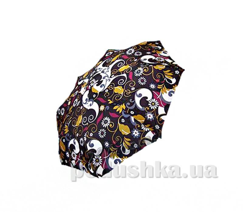 Зонт женский Zest автомат-3 сложения 53626-1117