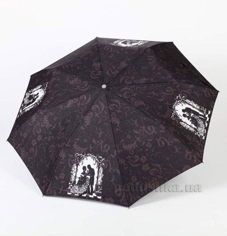 Зонт женский Zest автомат-3 сложения 53626 Беседка