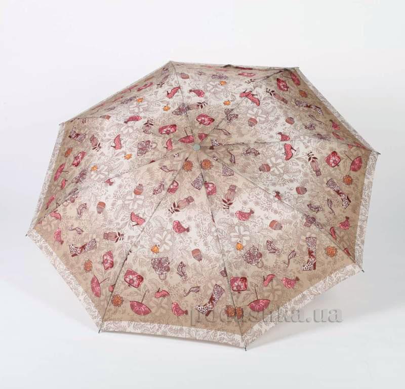 Зонт женский Zest автомат-3 сложения 53626 Мода