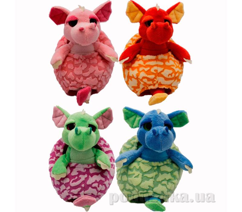 Зверята Hatchlings Драконы 4 в асортименте Keel Toys