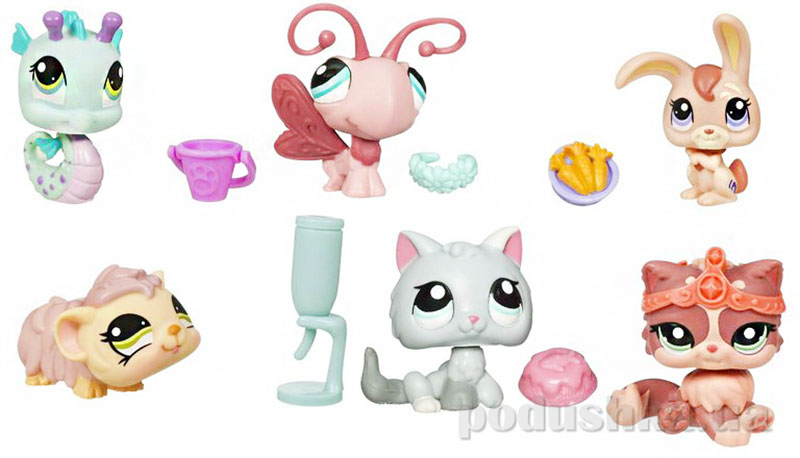 Зверюшка Hasbro Littlest Pet Shop 93731