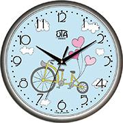 Настенные часы в детскую Юта Классика 01S58