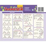 Развивающая карточка-подсказка Геометрия Зірка 06821552