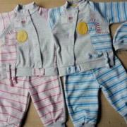 Комплект одежды Зебра для малыша Baby Life 6.-42