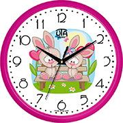 Настенные часы в детскую Юта Классика 01L47