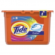 Капсулы для стирки Tide Color 23 шт Автомат