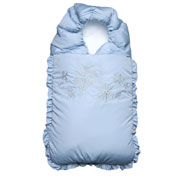 Конверт на выписку Модный карапуз 03-00468 голубой