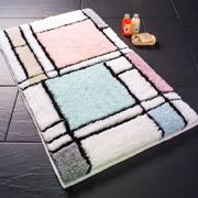 Коврик для ванной Confetti Elite Haran mint yesili