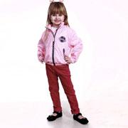 Куртка-вітровка для дівчинки