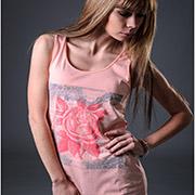 женские футболки и майки
