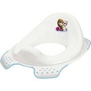 Детская накладка на унитаз Frozen Prima Baby белая