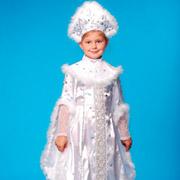 Костюм Метелицы Зимы Украина карнавальная KD56