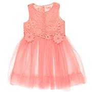 Платье нарядное для девочки Catmiko kids розовое