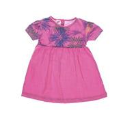 Платье детское Niso Baby 1211 розовое