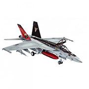 Конструктор Model Set Самолет Super Hornet 1:144 Revell