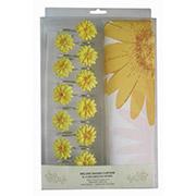 Шторка для ванной Arya Sunflower