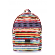 Рюкзак женский Poolparty Backpack rasta red