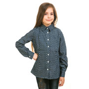 Рубашка Kids Couture синяя
