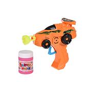 Мильні бульбашки Same Toy Bubble Gun Машинка помаранчева