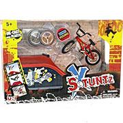 Мини велосипед с рампой Uni Fortune