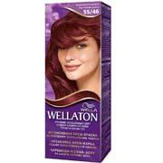 Крем-краска для волос Wellaton 55.46 Экзотический красный