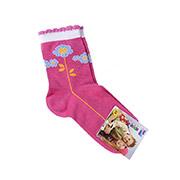 Носки детские с рисунком Conte Tip-Top 7С-20СП 034 розовые