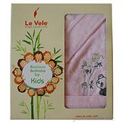Халат детский Le Vele Bamboo Cotton Cocuk с вышивкой Панда