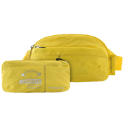 Сумка на пояс раскладная Tucano Compatto XL Waistbag Packable Yelloe BPCOWB-Y
