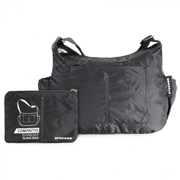 Сумка раскладная Tucano Compatto XL Sling Bag Packable Black BPCOSL