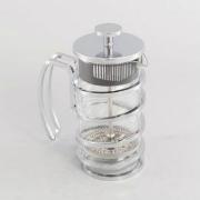 Стеклянный кофейник с поршнем на 2 чашки/ 350 мл, 7896