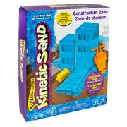 Набор Kinetic Sand Construction Zone 71417-2 голубой
