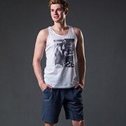 Шорты мужские Фламинго Street Style 039-326