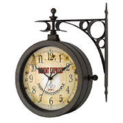 Часы настенные Nostalgia с термометром