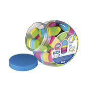 Резинка и точилка Milan Capsule Mix ml.4701236