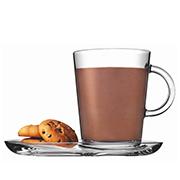 Набор чайный Pasabahce Tribeca Cup And Saucer 95781