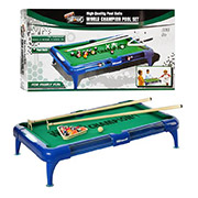 Бильярд Let's Sport World champion pool set 96228