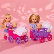 Игровой набор Ева Simba 5736241 с малышом
