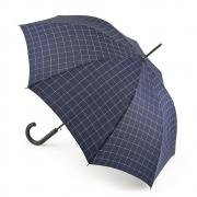 Мужской зонт-трость Fulton Shoreditch-2 G832 Window Pane Check клетка
