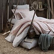 Комплект постельного белья SoundSleep Lavender Poudre ранфорс пудра