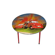 Столик Bambi Красные машинки DT 22-17 H2