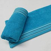 Полотенце махровое Arya Gizem бирюзово-голубой
