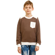 Кофта Карман Kids Couture 17-225 карамель